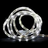 30-ft. LED Indoor / Outdoor Christmas Rope Lights, White