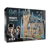 Harry Potter Collection 875-pc. Hogwarts Astronomy Tower 3D Puzzle by Wrebbit, Multicolor