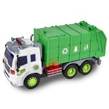 Maxx Action Realistic Action Trucks Waste Removal Truck, Multicolor