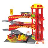 Dickie Toys Fire Station Playset, Multicolor