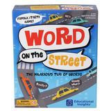 Educational Insights Word ON The Street Board Game, Multicolor