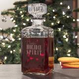 """""""Cathy's Concepts """"""""Daddy's Holiday Spirit"""""""" Decanter, Multicolor"""""""