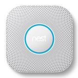 Google Nest Protect Wired Smoke & Carbon Monoxide Alarm (2nd Generation), Multicolor