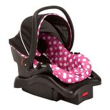 Disney's Minnie Mouse Light 'N Comfy Luxe Infant Car Seat, Multicolor