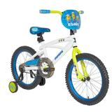 Minions 18-Inch Kids' Bike with Training Wheels, Multicolor