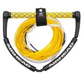 Airhead 70-ft Flat-Line Tangle-Free Wakeboard Rope, Yellow