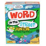 Educational Insights Word ON The Street Junior Board Game, Multicolor