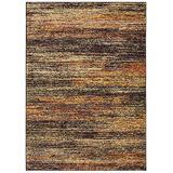 Oriental Weavers Atlas Area Rug, 2' x 3', Gold/Charcoal