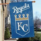 """""""Kansas City Royals 44"""""""" x 28"""""""" Applique Team Flag"""""""