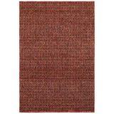 """Oriental Weavers Atlas Area Rug, 1' 10"""" x 3' 2"""", Ivory/Blue"""