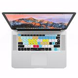 """Avid Media Composer Keyboard Cover   Fits Wireless Apple MacBook Pro Retina 13"""" and 15"""""""