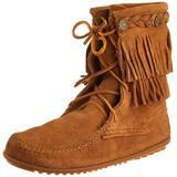 Minnetonka Women's Ankle Hi Tramper Boot,Dusty Brown,5 M US