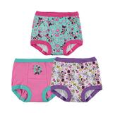 Disney's Minnie Mouse Toddler Girl 3-pk. Training Pants, Toddler Girl's, Size: 2T, Multicolor