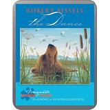 The Dance: 100-Piece Robert Bissell Jigsaw Puzzle (Pomegranate Artpiece Puzzle) by Robert Bissell (Illustrator) (1-Oct-2013) Hardcover