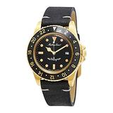 Mathey-Tissot Mathey Vintage Quartz Black Dial Men's Watch H900PLN