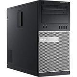 Dell Optiplex 9020 Business Tower Computer 4th Gen Desktop PC (Intel Core i5-4570, 8GB Ram, 2TB HDD, WiFi, VGA, Display Port) Win 10 Pro with CD (Certified Refurbished)