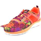 Reebok Womens Z Belle Running Shoe, Atom Red/Electric Peach/Solar Pink/Solar Yellow/Celestial Orchid, 6.5 M US