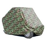 """Formosa Covers Deluxe Heavy Duty Camouflage UTV Cover - fits up to 120"""""""
