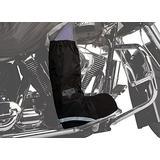 Nelson-Rigg Unisex Adult WPRB-100-04-XL Waterproof Rain Boot Covers (Black, X-Large)
