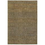"""Oriental Weavers Atlas Area Rug, 2"""" x 3"""", Green/Gold"""