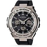 G-steel Analog-digital Watch, 59mm - Metallic - G-Shock Watches