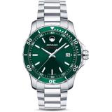 Performance Stainless Steel Series 800 Watch - Green - Movado Watches