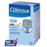 Bayer Ascensia, Ascensia CONTOUR Blood Glucose Monitoring System, 1 Kit