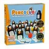 Blue Orange Games Pengoloo Award Winning Wooden Skill Building Memory Color Recognition Game for Kids