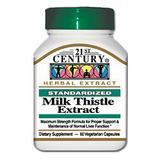 Milk Thistle Extract 60 Vegetarian Capsules, 21st Century Health Care