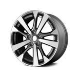2016-2018 Nissan Altima Wheel - Action Crash ALY62720U35