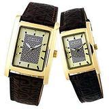 MLB Chicago White Stockings Women's Paul Brial Paul Burial Women's Fashion Brand Watch Watch, Medium, Gold
