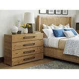Tommy Bahama Home Los Altos 4 Drawer Dresser Wood in Brown, Size 37.0 H x 52.0 W x 18.0 D in | Wayfair 01-0566-221
