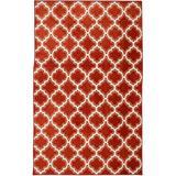 Mohawk Home 12501-060096-EC Calabasas Uno 5' x 8' Rectangular Moroccan Lattice Trellis Area Rug