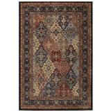 Mohawk Home 90875-063094-KS Keil 5' x 8' Arabesque Diamonds Traditional Persian Area Rug From the