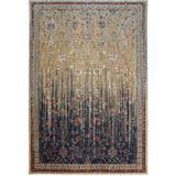 Mohawk Home 90883-096132-KS Reuss 8' x 11' Abstract Distressed Persian Area Rug from Karastan Studio