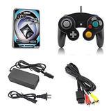 Nintendo Gamecube AC Adapter / AV Adapter / Controller / Memory Card