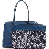 Kate Spade New York Young Lane Marybeth Leather Bag With Removable Laptop Sleeve - Atlantic Blue