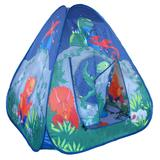 Fun2Give Pop-It-Up Dino Play Tent, Multicolor