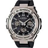G-steel Multifunction Ana-digi Watch - Black - G-Shock Watches
