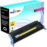 ReInkMe Compatible Q6002A Yellow Toner Cartridge for HP 2600N CM1015 CM1017