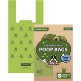 Pogi's Pet Supplies Scented Poop Bags with Easy-Tie Handles, 300 count