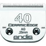 """Andis CeramicEdge Detachable Blade, #40, 1/100"""" - 0.25 mm"""
