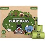 Pogi's Pet Supplies Poop Bags, Scented, 450 count