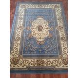 """Home Must Haves Light Blue French Design Area Rug, 5'3"""" X 7'2"""","""
