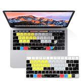 Djay Keyboard Cover   Shortcut DJ Skin for MacBook Pro Retina, MacBook Air and Apple Wireless Keyboard (prev gen)