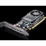 Lenovo ThinkStation Nvidia Quadro P620 2GB GDDR5 Mini DPx4 Graphics Card with HP Bracket