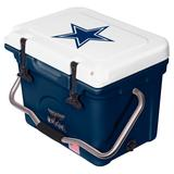 ORCA White/Navy Dallas Cowboys 20-Quart Hard-Sided Cooler