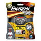 Eveready 12560 - Gray / Red Vision HD Focus Industrial LED Headlight (Batteries Included) (ENR HDDIN32E.3 NA INDUS VIS HD+FOC HDLT)