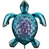 Regal Art & Gift 12374 - Mystic Wall Decor - Sea Turtle Wall Decor Figurines
