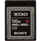 Sony 120GB G Series XQD Memory Card QD-G120F/J